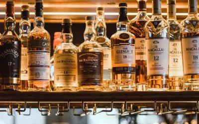 Whiskey & Woodburning